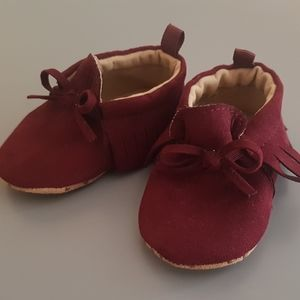 Old Navy Baby Moccasins